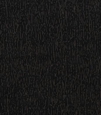 Harvest Cotton Fabric-Dark Drown Wood Texture