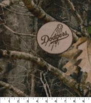 Los Angeles Dodgers Fleece Fabric-TrueTimber, , hi-res