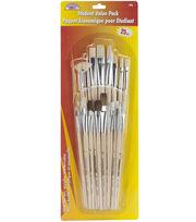 Loew-Cornell Student Brush Value Pack, , hi-res