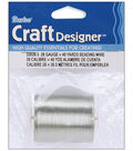 Beading Wire 28 Gauge-40 Yards/Silver
