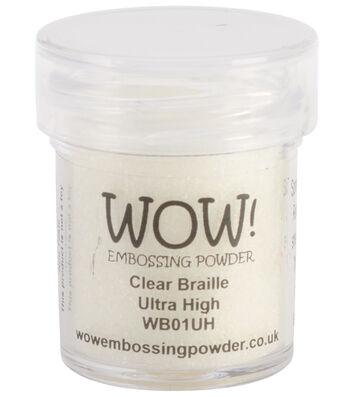 Wow! Embossing Powder Ultra High