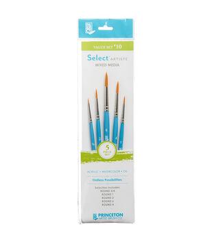 Princeton Select 5 Piece Brush Value Set 10