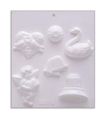 Yaley 8''x9'' Large Soap Molds