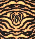Halloween Alova Suede Fabric 60\u0027\u0027-Tiger