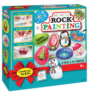 Creativity for Kids Holiday Hide & Seek Rock Painting, , hi-res