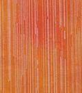 Keepsake Calico Cotton Fabric 43\u0027\u0027-Raining Stripes on Orange
