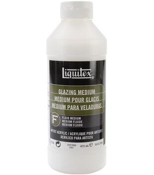 Liquitex 16oz Glazing Acrylic Fluid Medium