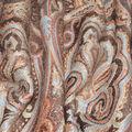 Home Decor 8\u0022x8\u0022 Fabric Swatch-Waverly Clubroom Paisley Masala