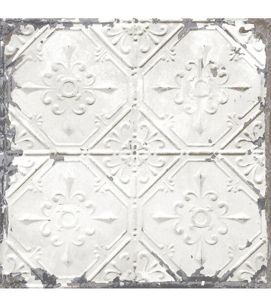 Wallpops Nuwallpaper Peel Stick Wallpaper Vintage Tile Joann