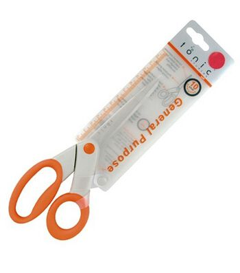 "Tonic Kushgrip General Purpose Scissors 8-1/2"""