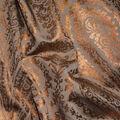 Waverly Upholstery Fabric 54\u0027\u0027-Bronze Paisley Aglow
