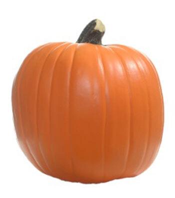 Fun-Kins Halloween Carvable Pumpkin Seneca-Orange