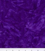 Legacy Studio Indonesian Batiks Cotton Fabric 44''-Purple, , hi-res
