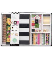 Heidi Swapp Fresh Start Classic Memory Planner Box Kit, , hi-res