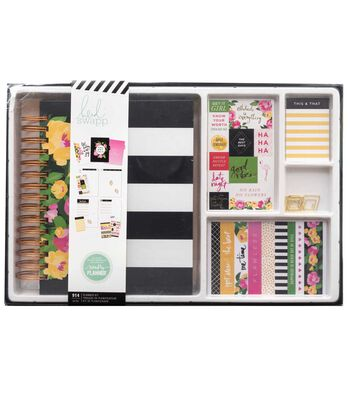 Heidi Swapp Fresh Start Classic Memory Planner Box Kit