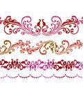 Stamperia Stencil G 8.27\u0027\u0027x11.69\u0027\u0027-Volutes