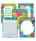 Classroom Basics Sea Buddies Learning Charts Combo Pack Set 5 2 Packs