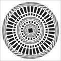 Crafter\u0027s Workshop Template Mayan Calendar 6\u0022 x 6\u0022