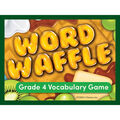 Edupress Word Waffle Game, Grade 4, Pack of 2