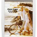 Bevel Wall Frame 16X20-White Finish