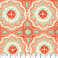 Snuggle Flannel Fabric -Ava Floral Medallion