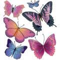 Jolee\u0027s Boutique Dimensional Embellishments-Butterflies