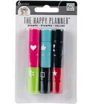 The Happy Planner Stackable Stamps-Icons, , hi-res