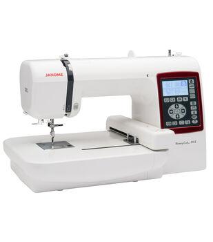 Janome Memory Craft 230E Embroidery Machine