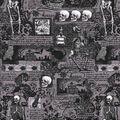 Halloween Cotton Fabric-Skeletons & Poison