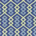 Home Decor 8\u0022x8\u0022 Fabric Swatch-IMAN Home Tribal Twist Lapis