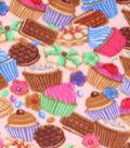 Anti-Pill Fleece Fabric -Sugar Rush
