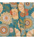 Home Essential Lightweight Decor Fabric 45\u0022-Niceville Panorama Dream Blu