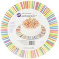 Wilton Cake Boards-12\u0022 Color Wheel 3/Pkg