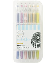 KaiserColour Gel Pens-Metallic, , hi-res