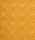 Keepsake Calico Cotton Fabric 43\u0022-Marigold Medallion Blender