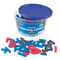 Learning Resources Magnetic Soft Foam Learning Lowercase Letters