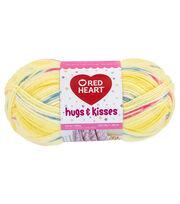 Red Heart Hugs & Kisses Yarn, , hi-res