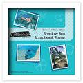 MCS Industries Collector\u0027s Museum Shadow Box Scrapbook Frame 8\u0027\u0027x8\u0027\u0027