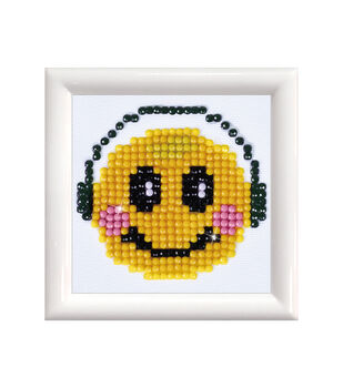 Diamond Dotz Kit-Smiling Groove