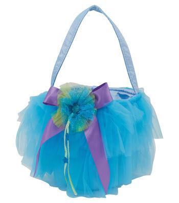 Maker's Halloween Trick Or Treat Bag Blue Green