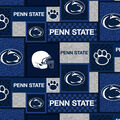 Penn State Nittany Lions Fleece Fabric-College Patches