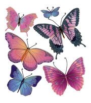Jolee's Boutique Dimensional Embellishments-Butterflies, , hi-res