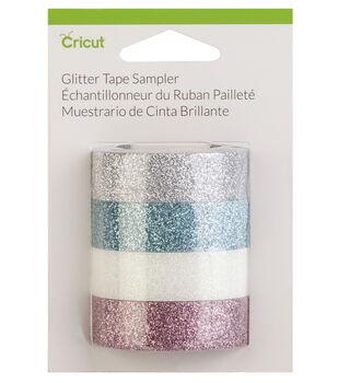 Cricut Glitter Tape 4pk