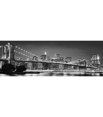 Brooklyn Bridge Wide Wall Mural