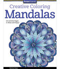 Adult Coloring Book-Creative Coloring Mandalas
