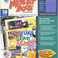Memory Book 8.5\u0022x11\u0022 Page Protectors-50PK/Top-Loading