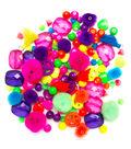 LaurDIY 3.53 oz. Bead Mix-Neon