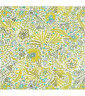 Dena Home Lightweight Decor Fabric 54\u0022-Peaceful Perch/Lemon Meringue