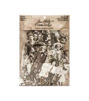 Tim Holtz Idea-ology Pack of 33 Paper Dolls, , hi-res
