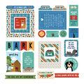 Fetch Ephemera Cardstock Die-Cuts 26/Pkg